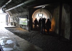 Der Zeittunnel in Wülfrath. Archivfoto: TME