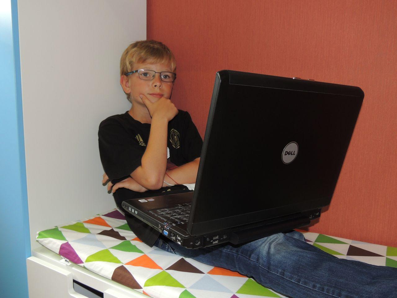 Jonas Schirweit findet den ganzen Stress vor dem Urlaub nervig. Foto: privat