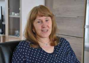 Ilona Küchler, Fraktionsvorsitzende Die Linke. Foto: TME