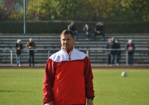 FCW-Coach Maik Franke. Foto: TME