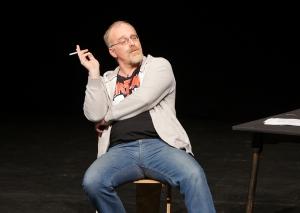 Markus Veith gastiert im Kammerspielchen. Foto: Kammerspielchen