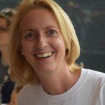 Die Vorsitzende der Schulpflegschaft, Jutta Reißbach.