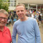 Guido Müller und Werner Sübai.