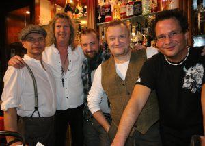 """Die Band """"Halber Liter"""" tritt am Samstagabend auf. Foto: www.halberliter.de / Oppitz"""