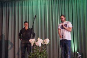 Lukas Kauls und Jan Schmidt.