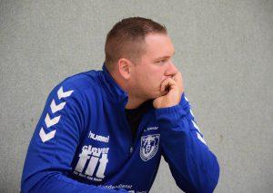 Trainer Lars Faßbender. Foto: TME