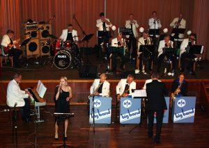 Die WfW-Big Band gastiert in Schlupkothen. Foto: Veranstalter