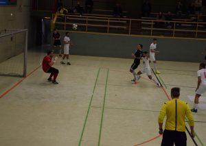 Türkgücü und der ASV standen sich im Finale heute gegenüber. Foto: TME
