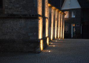 Die Stadtkirche in Wülfrath wird Teil der Vesperkirche. Foto: TME