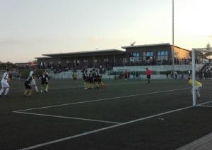 ASV Mettmann II - FC Mettmann 08. Foto: TME