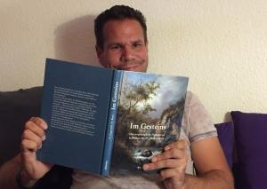 TME-Redakteur Philipp Nieländer hat viel Neues über das Gesteins erfahren. Foto: TME