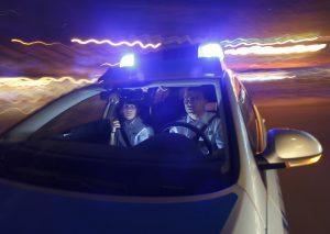 Polizei NRW im Einsatz.  Symbolbild: Jochen Tack