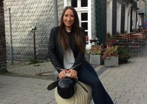 "Jana Martin will ""Miss Bambi"" werden. Foto: TME"