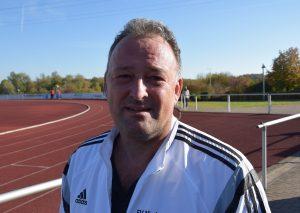 Rot-Weiß-Trainer Frank Sippli. Foto: TME