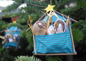 Weihnachtsbaum-Wettbewerb 2018. Foto: TME