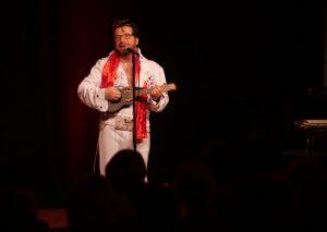 Elvis oder Hennes Bender? Foto: Kulturvilla