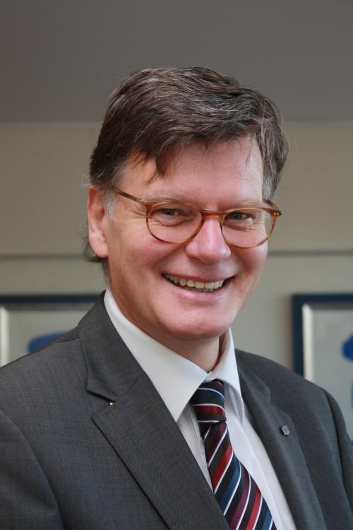 Kreisdirektor und Kreiskämmerer Martin Richter.
