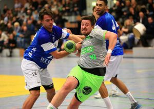 Bergischer HC II - ME-Sport. Foto: Roland Lausberg/Rondlarg Photos