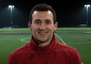 Aufstiegsheld Severin Przybylski spielt wieder für den ASV