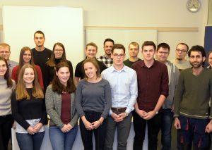 Die IHK fördert 25 ehemalige Azubis. Foto IHK/Wilfried Meyer