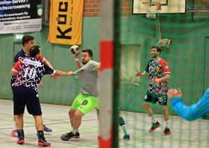 ME-Sport - TV Angermund. Foto: Roland Lausberg / Rondlarg Photos