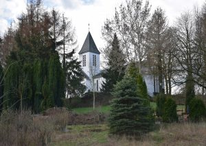 Die Kirche St. Barbara. Foto: TME