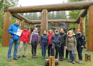 Touristikexperten aus Kreishaus und Rathäusern waren im Sauerland unterwegs. Foto: Kreis Mettmann