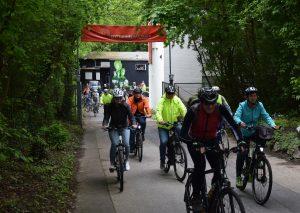 Die Stadtradel-Aktion stößt in Wülfrath auf gesteigertes Interesse. Foto: TME