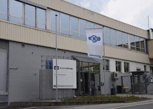 Knorr Bremse-Standort Wülfrath. Foto: TME