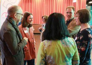 In Mettmann fand der Ehrenamtstag der Caritas statt. Foto: privat