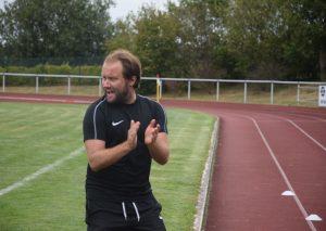 Sebastian Saufhaus hatte bei der Saisonpremiere in der Vorwoche alle Grund zu klatschen. Foto: TME